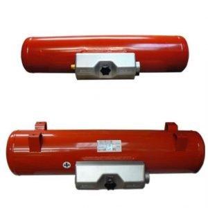 Under Floor Gas Tanks