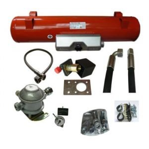 Vehicle Specific Gas Tank Kits