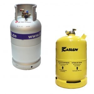 Refillable LPG Cylinders