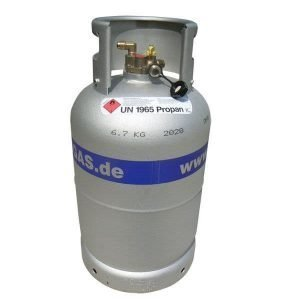 AluGas Refillable LPG Cylinders